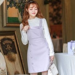 Altalena - Wool Jumper Dress