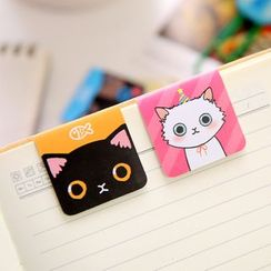 Tivi Boutique - Cat Magnetic Bookmark
