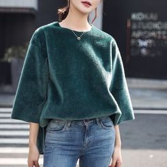 Shelby - 3/4-Sleeve Top