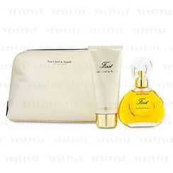 Van Cleef & Arpels - First Coffret: Eau De Parfum Spray 60ml/2oz + Body Lotion 100ml/3.3oz