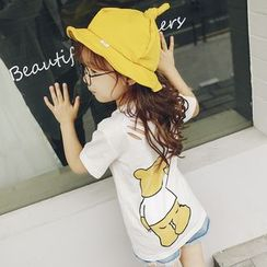 Lemony dudu - Kids Short-Sleeve Print T-Shirt