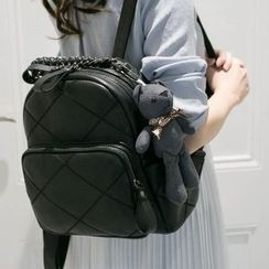 Axixi - Quilted Backpack