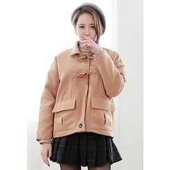 Dalkong - Toggle-Button Duffle Jacket