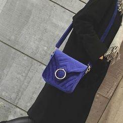 Rosanna Bags - Velvet Crossbody Bag