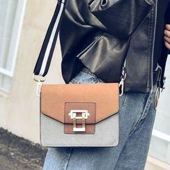 Rosanna Bags - Striped Strap Shoulder Bag
