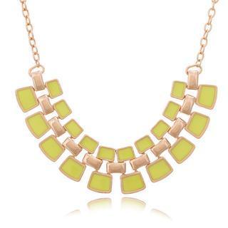 Best Jewellery - Enamel Chunky Necklace