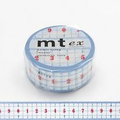 mt - mt Masking Tape : mt ex Ruler