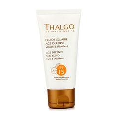 Thalgo - Age Defence Sun Fluid Face and Decollete SPF15