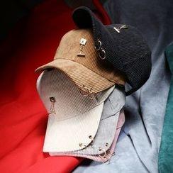 Mad Hatter - Corduroy Cap