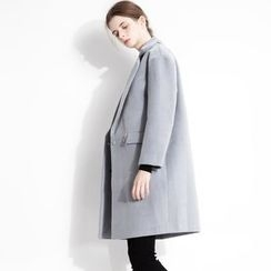 Halona - Double-Button Coat