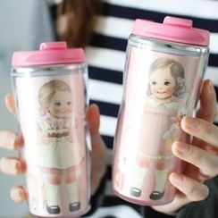 iswas - 'Paper Doll Mate' Series Tumbler (300ml)