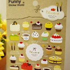OH.LEELY - Dessert Diary Stickers