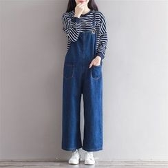 Epoch - Wide Leg Dungaree