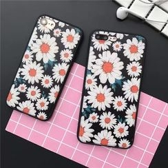 Kerodine - Floral iPhone 6 / 6 Plus / 7 / 7 Plus Case