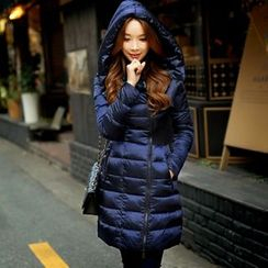 Dabuwawa - Hooded Padded Coat
