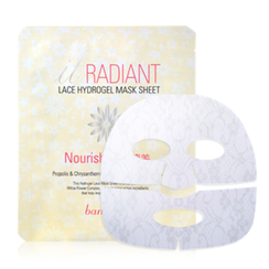 banila co. - It Radiant Lace Hydrogel Mask Sheet - Nourishing