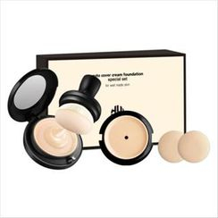 O HUI - Auto Cover Cream Foundation Refill SPF28, PA++ (#02)
