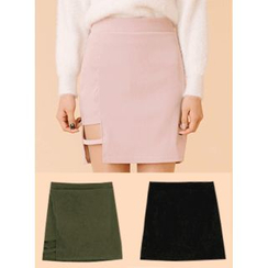 icecream12 - Cutout Mini Skirt