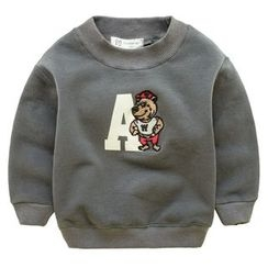 Kido - Kids Embroidered Sweatshirt