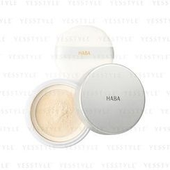 HABA - Loose Powder SPF 8 PA+
