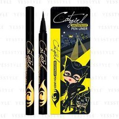 y.e.t - Cat Girl Waterproof Pen Liner (01 Chic Black)