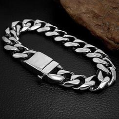 Andante - Titanium Steel Chain Bracelet