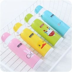 Good Living - Printed Thermal Water Bottle