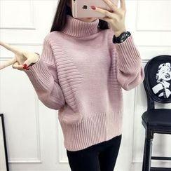 Emeline - Turtleneck Sweater