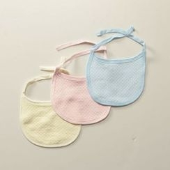 Madou - Tie-Back Bib Set (2pcs)
