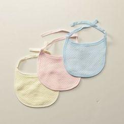 Madou - 後繫帶口水巾套裝(2件)
