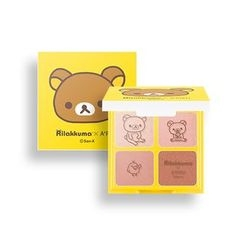A'PIEU - For Your Shadow (Rilakkuma Edition) (#3 Call My Name)