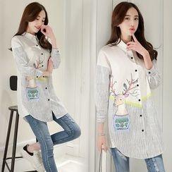 Romantica - Printed Shirt