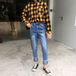 Visbee - Slim-Fit Jeans