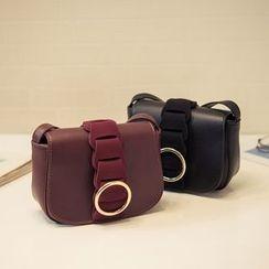 Nautilus Bags - Flap Crossbody Bag