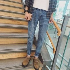 Real Boy - Washed Jeans