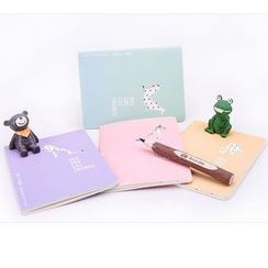 Bookuu - 印花筆記本