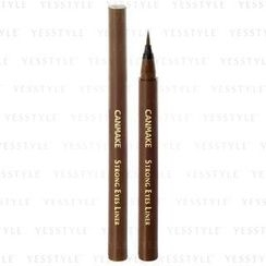 Canmake - Strong Eyes Liner (#02 Sweet Brown)