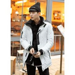 GERIO - Hooded Puffer Coat