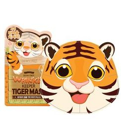 DEWYTREE - Wrinkle Keeper Tiger Mask 10pcs