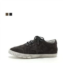 MODELSIS - Genuine Leather Sneakers