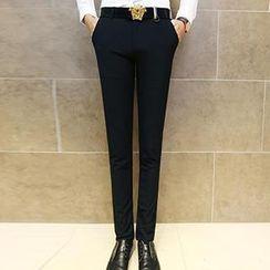 Besto - Slim-Fit Pants