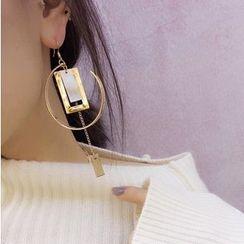 Jael - Single Drop Earring