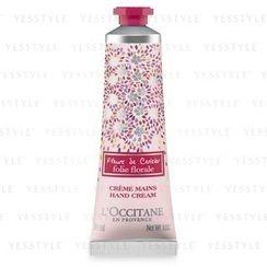 L'Occitane 欧舒丹 - 樱花果香润手霜