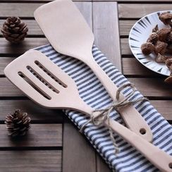Kawa Simaya - Wooded Spatula Set
