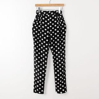 JVL - Polka-Dot Harem Pants