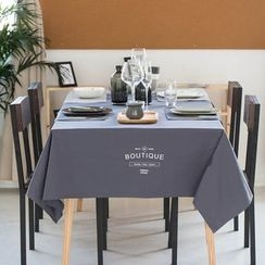 Modern Wife - Lettering Table Cloth / Placemat