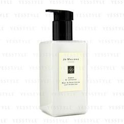 Jo Malone - Amber and Lavender Body and Hand Lotion (With Pump)