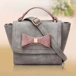 LineShow - Bow Shoulder Bag