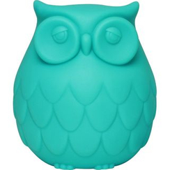 DREAMS - Owl Night Light (Blue)