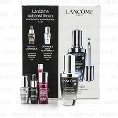 Lancome - Genifique Advanced Set: Genifique Advanced Concentrate 30ml and  7ml + Genifique Yeux Light-Pearl 5ml + DreamTone #1 Fair 5ml